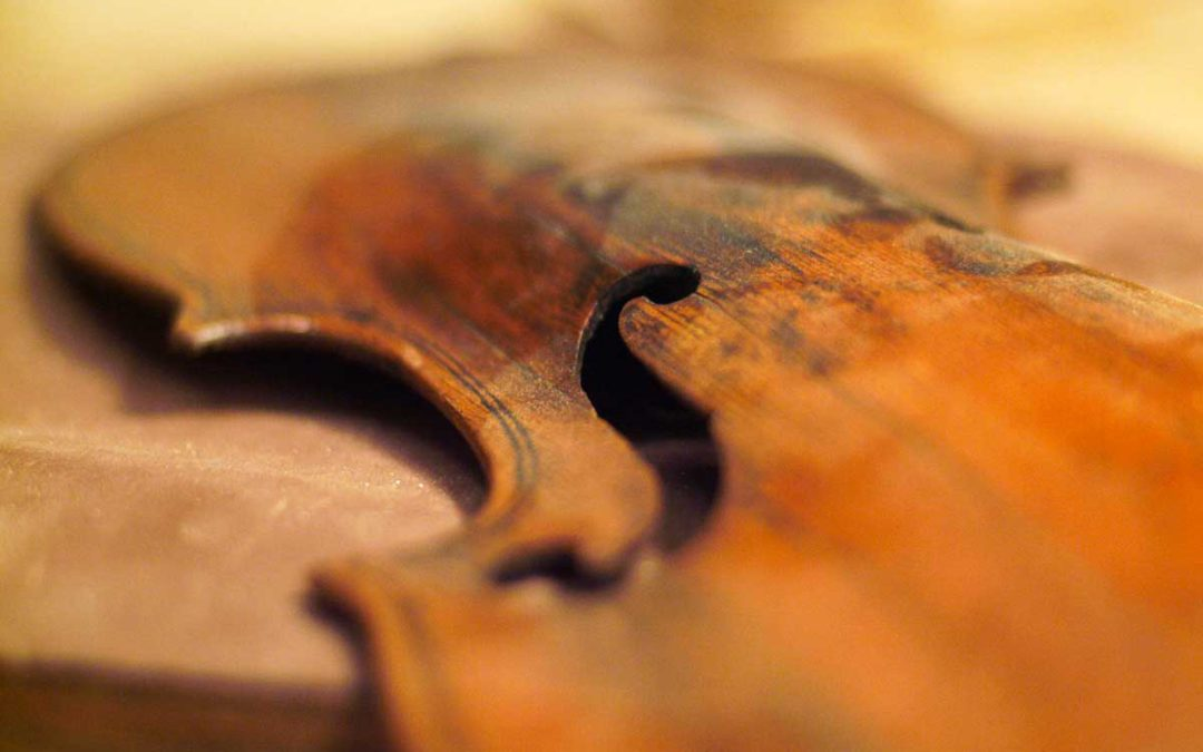 What Marketing and playing a Stradivari Violin have in common